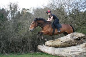 charlotte-jumping